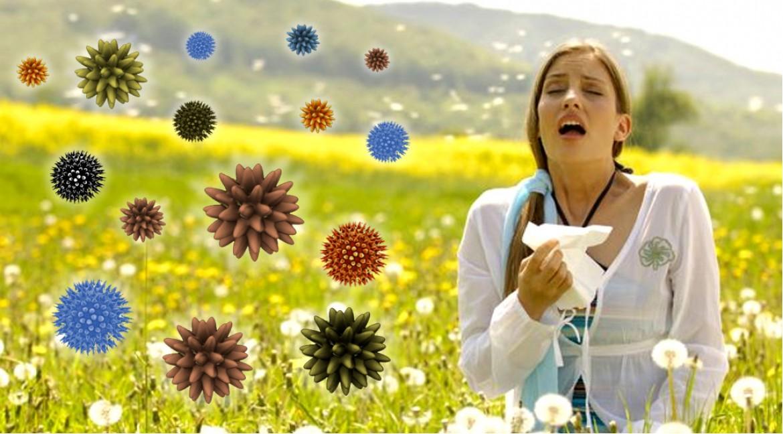 5 živil, ki pomagajo pri spomladanski alergiji