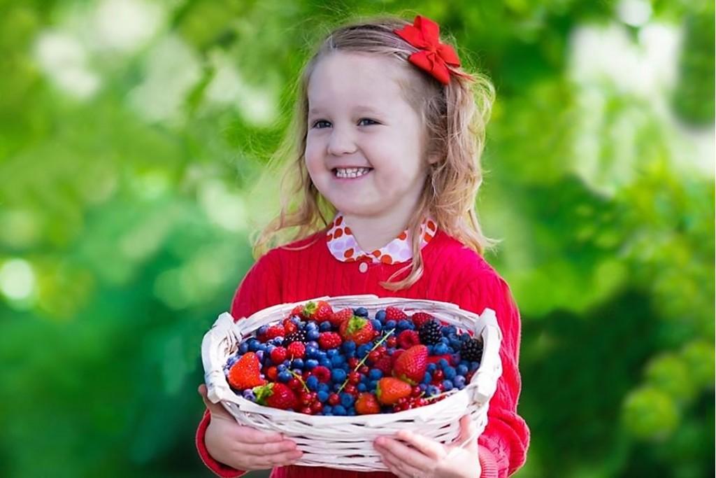 Flavonoidi so lahko tudi vitamini za otroke
