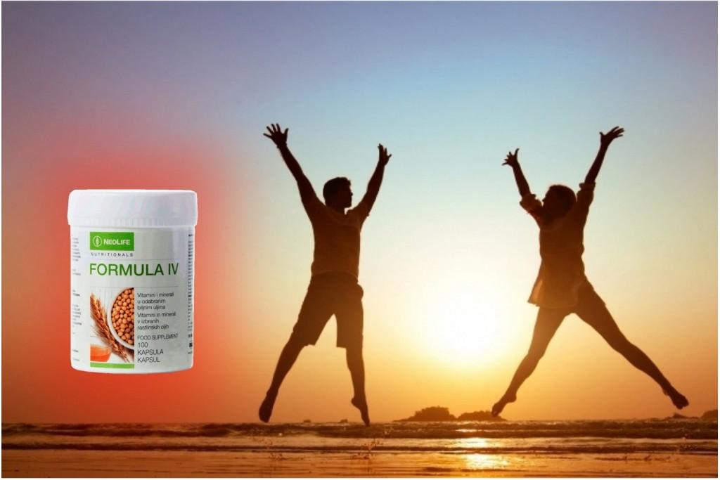Najboljša telesna energija od jutra do večera z naravnimi dopolnili