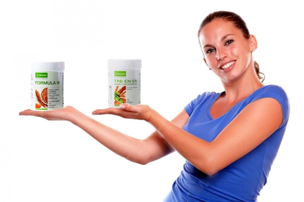 S pravimi vitamini za odrasle do visoke življenjske energije