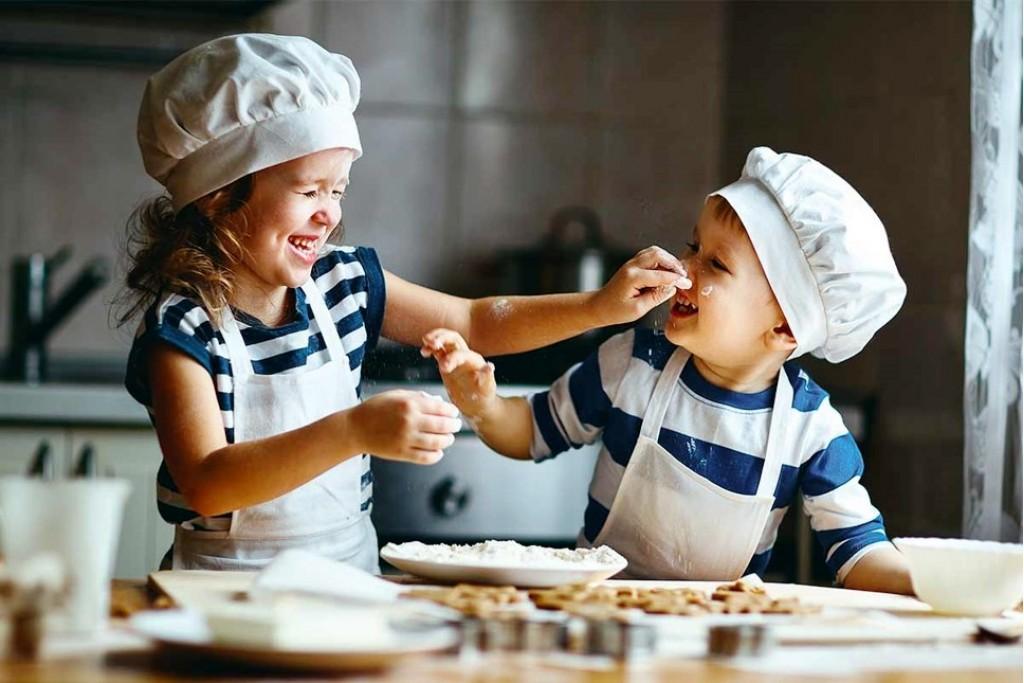 Uravnotežena otroška energija z naravnimi vitamini za otroke s celostnim delovanjem