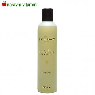 Naravni nežni šampon