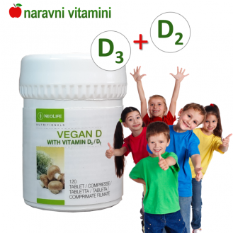 D vitamin kompleks za otroke