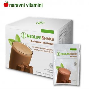 Naravne beljakovine - čokolada