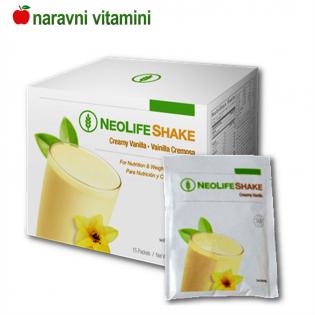 Naravne beljakovine - vanilija