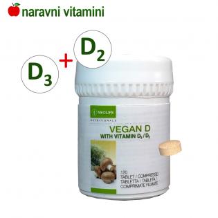 Naravni D vitamin kompleks